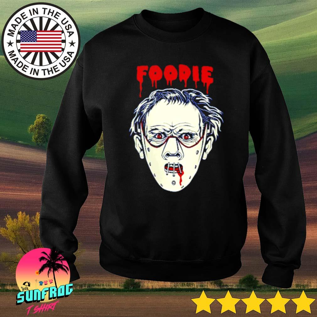 Horror Foodie s Sweater