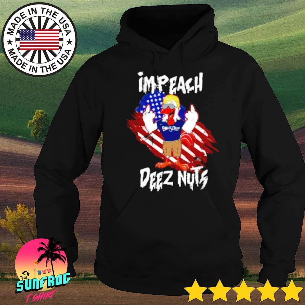 Impeach deez nuts s Hoodie