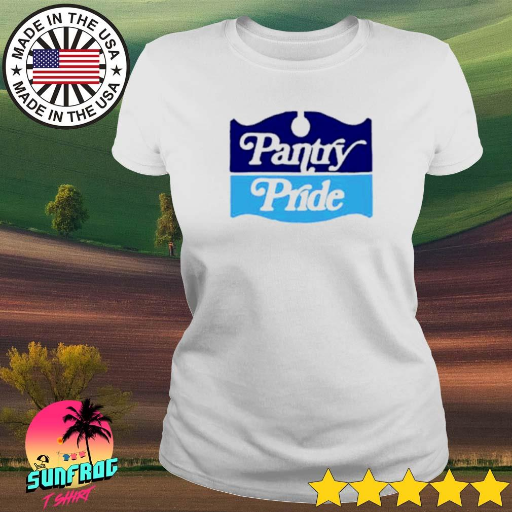 Pantry Pride Markets s Ladies tee