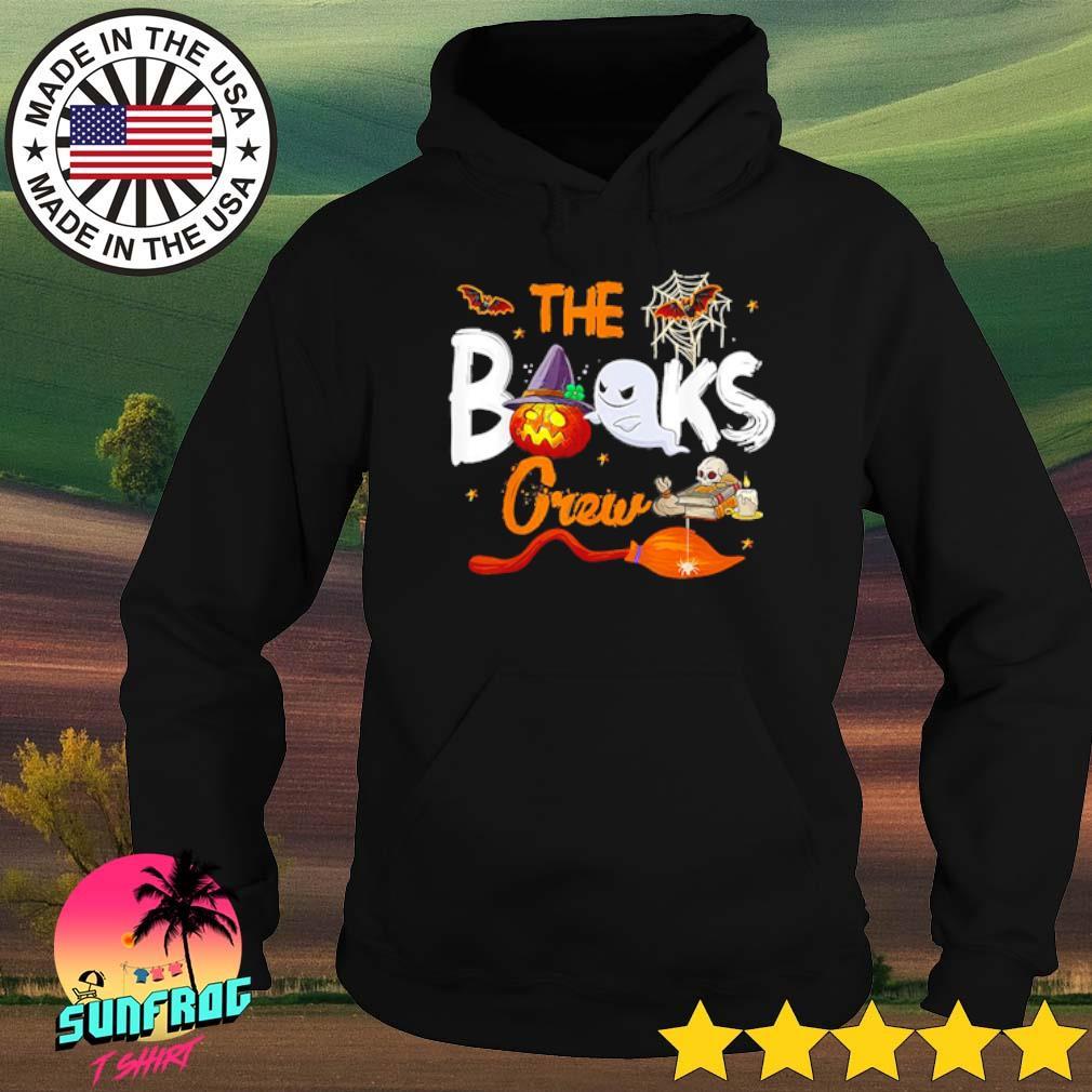 The books crew Halloween s Hoodie