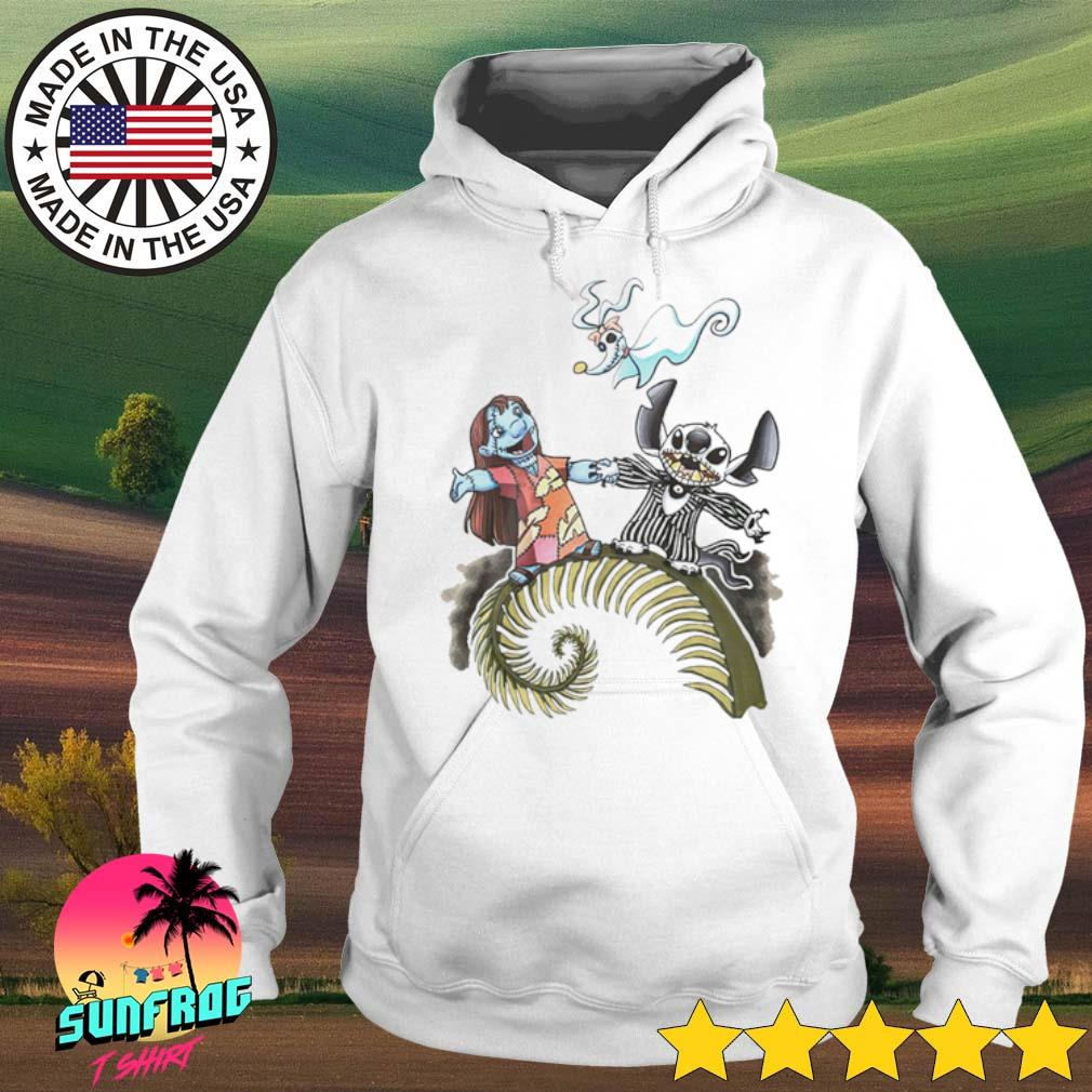The Nightmare before Christmas Halloween Lilo and Stitch s Hoodie