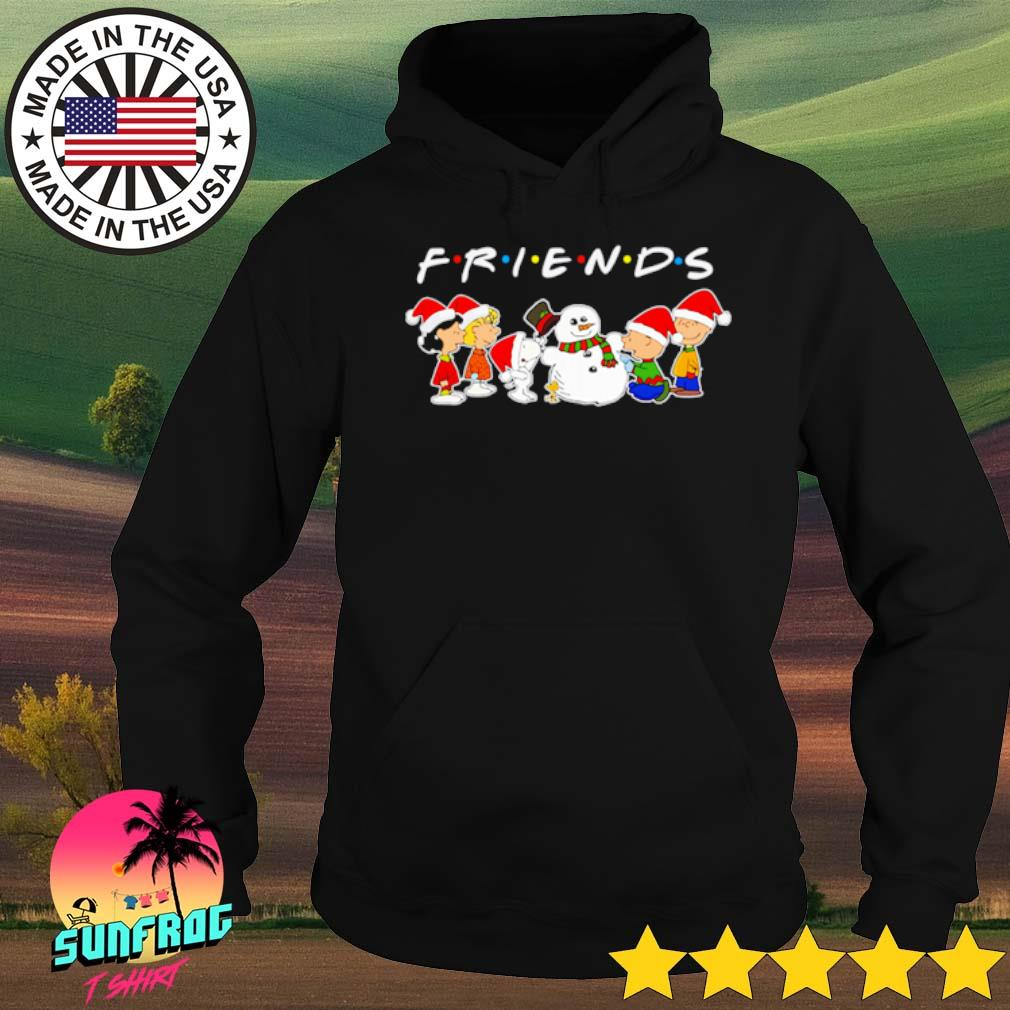 The Peanuts Snoopy and Charlie Brown Friends Christmas sweater Hoodie