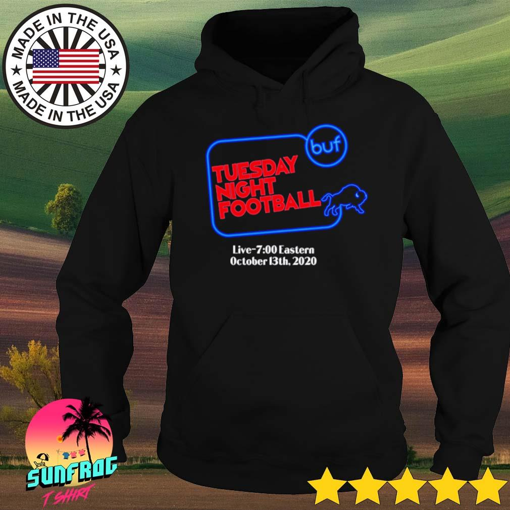 Tuesday night football live 700 Eastern October 13th 2020 s Hoodie