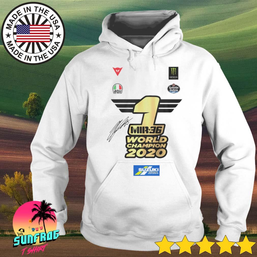 1 MR36 World Champion 2020 s Hoodie