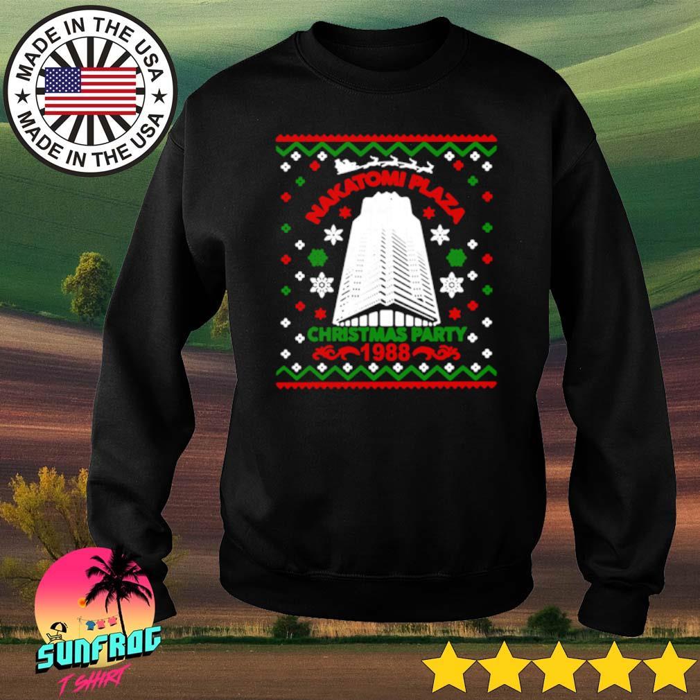 Nakatomi Plaza ugly Christmas sweater