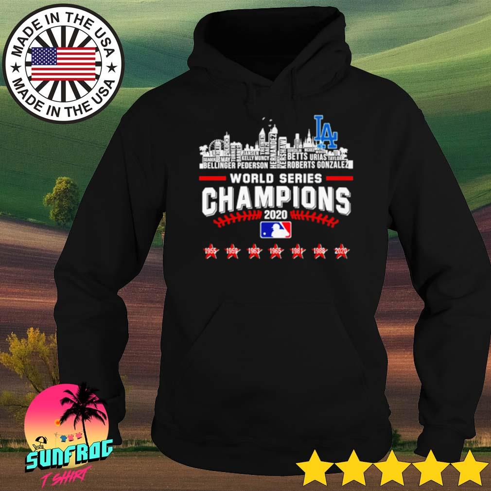 World series Champions 2020 Christmas sweater Hoodie