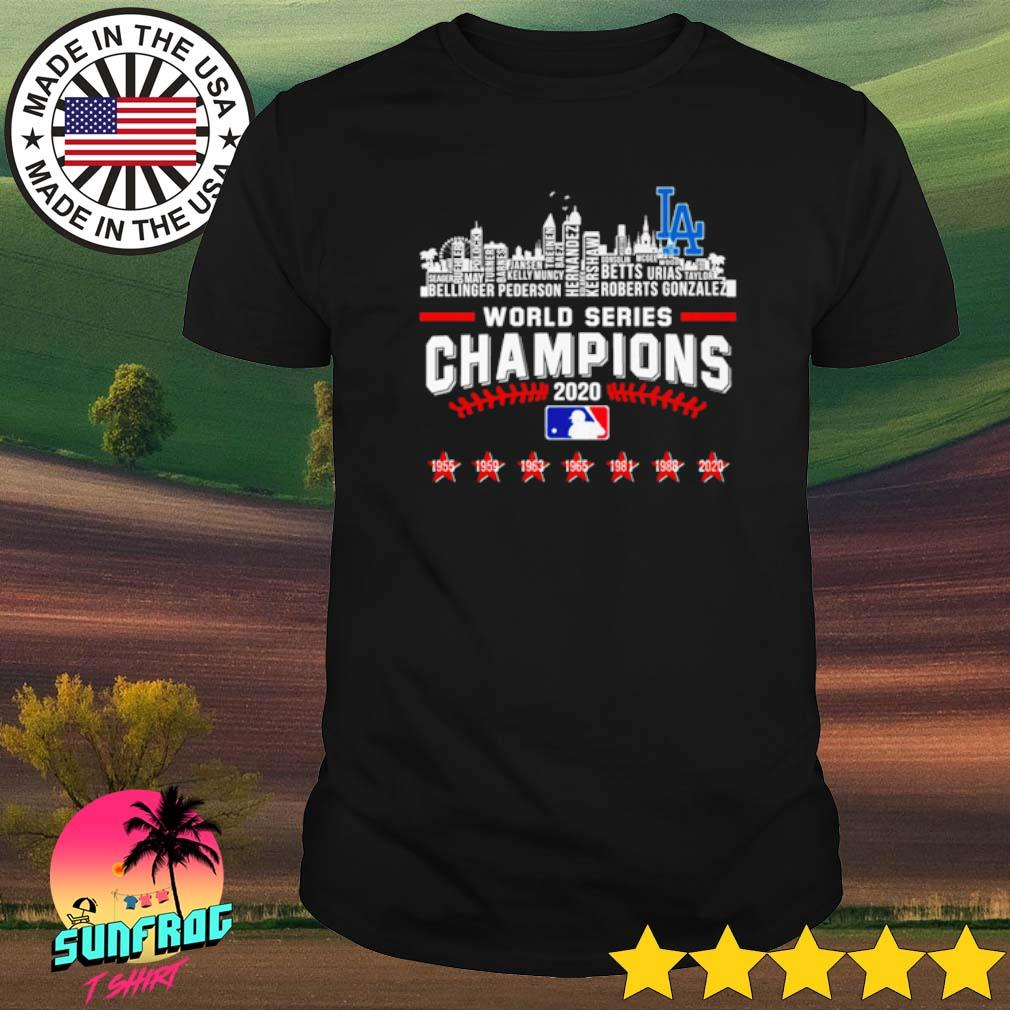 World series Champions 2020 Christmas sweater shirt